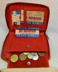a25a1133d419 код 3693 кошелёк женский 1300 рублей. | Кожаные женские кошельки два ...